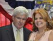 Rep. Paulette Braddock (R-HD19) with Former Speaker of the House Newt Gingrich