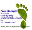 EMS, Environmental Management System, Environmental Management Plan, ISO14001, ISO14001, Environmental Management Plan Template