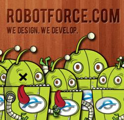 Web Design Company Robot Force