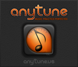 Anytune - Music practice perfected. Slow down you music to speed up your learning.