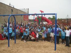 Groupon Grassroots, Salsa Client, Kaboom, Playground, Chicago