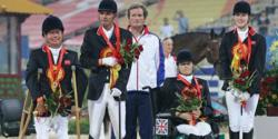Multiple Paralympic Champion Named in Strong Squad for London 2012