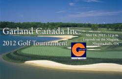 Garland Canada's charity golf tournament raised nearly $17,000 (photo)