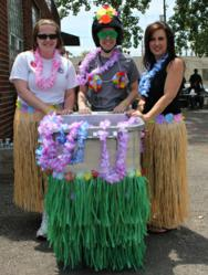 Garland employees used creative activities to raise over $32,000 for St. Jude Children's Research Hospital - photo