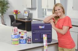 Kiaro! Color Inkjet Label Printer