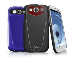 iSkin Samsung Galaxy S III Cases are Now Available