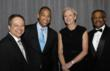 Lawyers' Committee Chief Counsel Jon Greenbaum, CNN Correspondent and Anchor Don Lemon (Emcee), DuPont Chair of the Board & CEO Ellen Kullman and DuPont VP and Assistant General Counsel Hinton Lucas