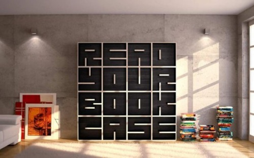 Readable Bookcase By Saporiti