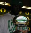 De'Anthony Thomas - 2011 CFPA Kickoff Returner Trophy