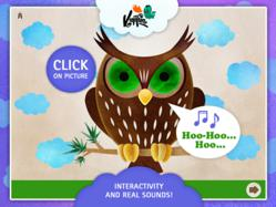 Fingerfun interactive pictures