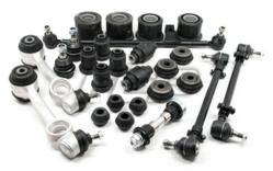Comprehensive Mercedes-Benz Control Arm Kit from FCP Euro