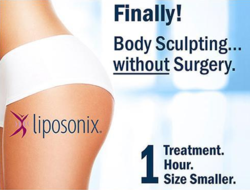 Liposonix permanently reduce fat around the waistline without needing surgery