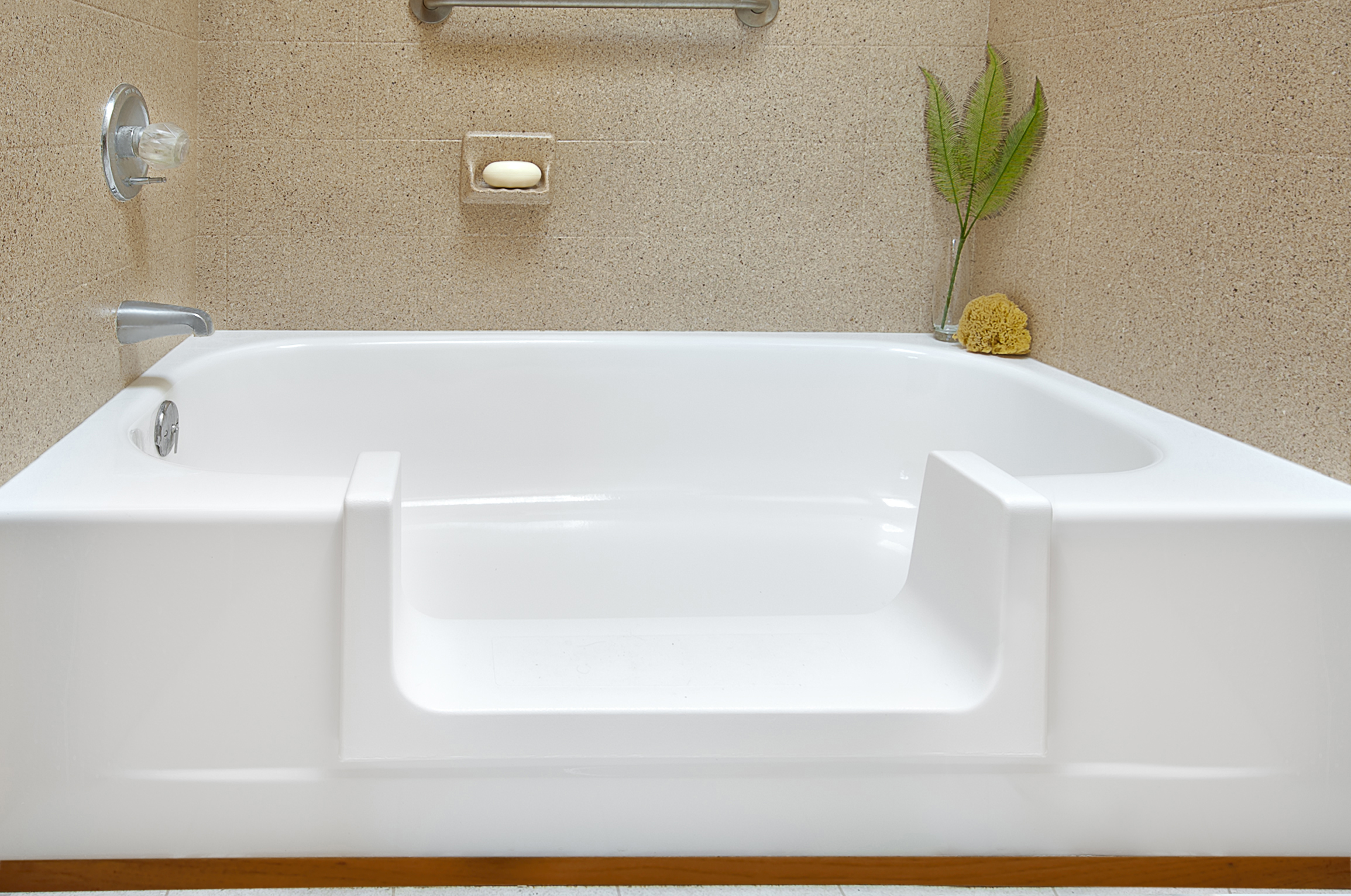bathtub is now a walk in tub chuck pistor president of miracle method