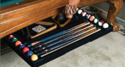 the perfect drawer - cue rack
