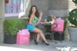 Behind-the-Scenes with Lea Michele for Candies