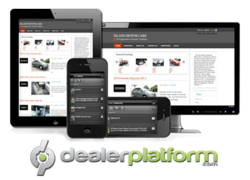 Auto Dealer Website Designer