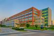 Photo by G. LYON PHOTOGRAPHY. Exterior of the UTHealth School of Dentistry. WHR Architects was the architect of record.