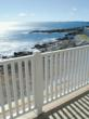 The view of Maine's Coast is stunning from all of The Cliff House Resort & Spa's balconies.