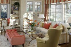 Julie Mifsud Interior Design living room