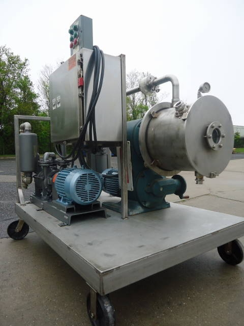 wohl associates now selling a used cornell d16 stainless