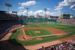 Boston Red Sox experience