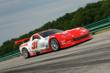 Sonny Whelen's US GT Championship car, the #31 Whelen Engineering Marsh Racing Corvette.