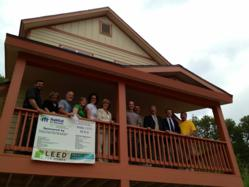 Park City Habitat for Humanity home