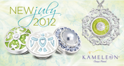 Photomontage of Kameleon Jewelpops.
