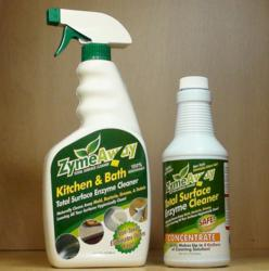 ZymeAway Organic Enzyme Cleaner