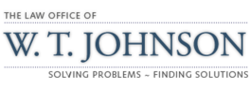 W.T. Johnson Law Firm Personal Injury Lawyers