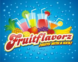 Fruit Flavorz frozen cocktails