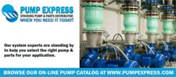 Pump Distributor Revamps their website