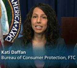 Kati Daffan, Bureau of Consumer Protection