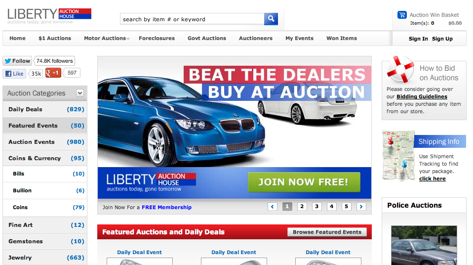 Online Car Auctions >> Updated Police Auctions and Government Auctions Released to Public