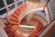 Spiral Staircase - Betz Homes' National CotY Award Winning Renovation