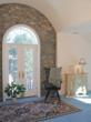 Barrel Vaulted Ceiling - Betz Homes' National CotY Award Winning Renovation