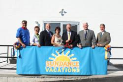 Sundance Vacations Tamaqua Ribbon Cutting Ceremony