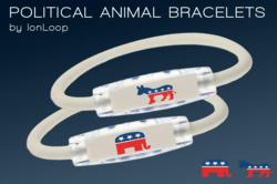 Ionloop Features Democrat Donkey and Republican Elephant