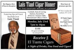 cigars, luis tiant, baseball, red sox, habana premium, pipesandcigars.com