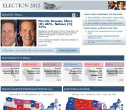 Rasmussen Reports Election 2012
