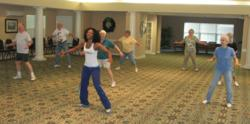 Zumba Gold in Action