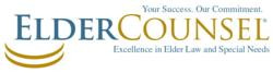gI 70734 EC LOGO with tagline ElderCounsel Names New National Advisory Board Members, Special Needs Content Co Editors