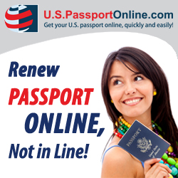 Passport Renewal Online with USPassportOnline.com