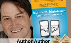 Micah Solomon bestselling customer service author, business thought leader