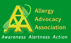 Allergy Advocacy Association, Action Alertness Action
