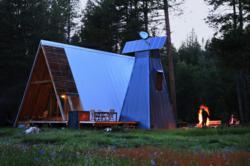 A-Frame Cabin at Far Meadow