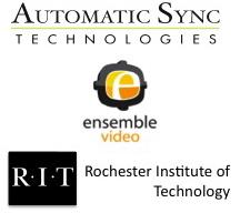 Ensemble AST RIT logos