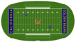 Rendering of Cal's New Matrix Turf Field by Hellas