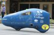 Olin College's Human Powered Vehicle
