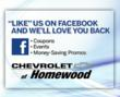 Chevrolet of Homewood is Giving $1 to the Greater Chicago Food...